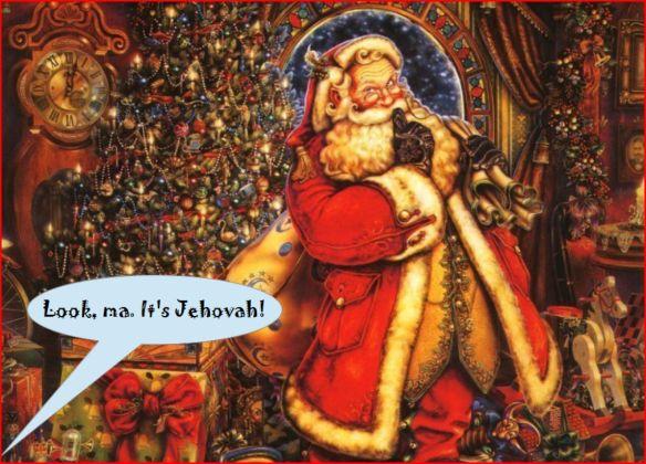 Santa-Jehovah