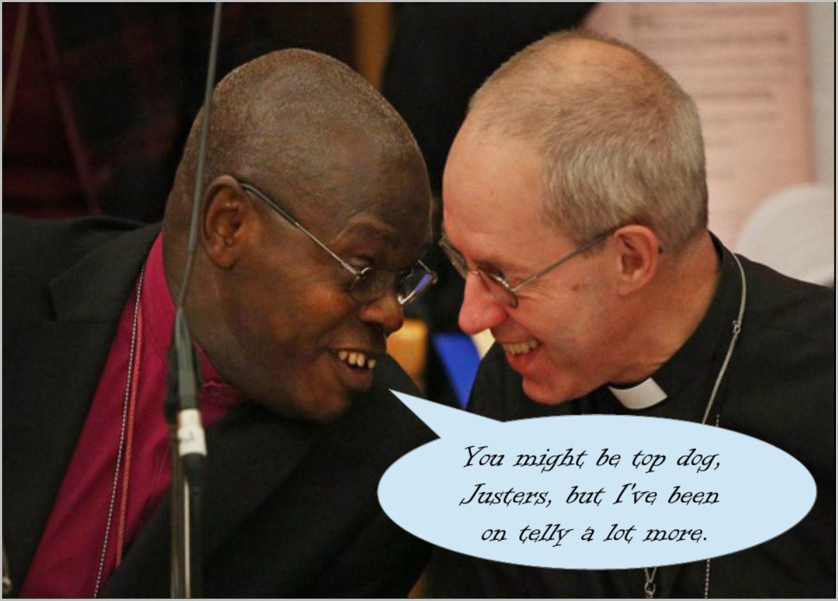 John sentamu homosexuality in christianity