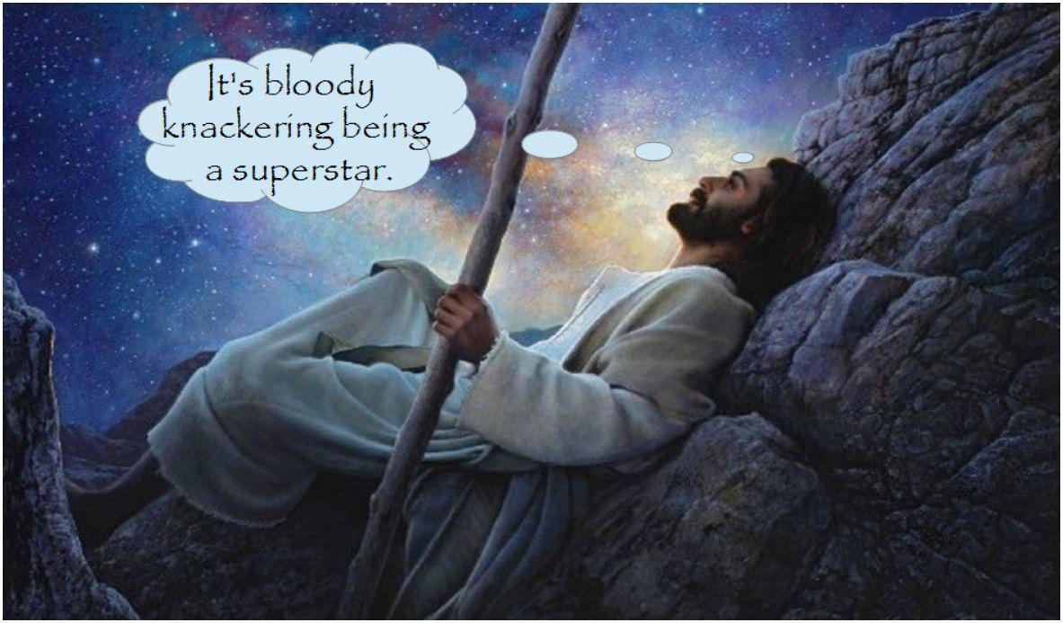 Jesus Lazes